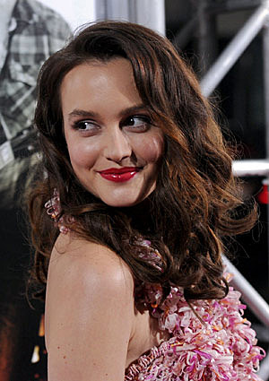 Leighton Meester has mastered the role of an Upper East Side elite in ...