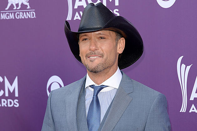 Tim McGraw Things