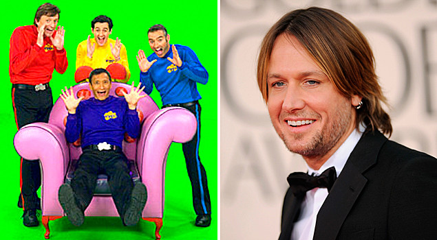 The Wiggles / Keith Urban