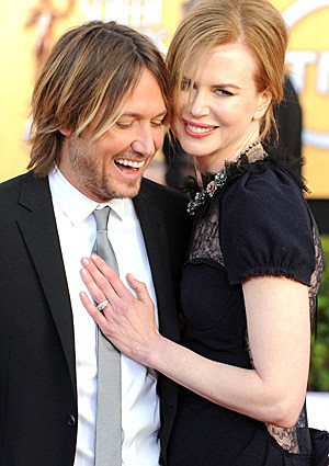 Keith Urban And Nicole Kidman Kept Quiet About New Baby To