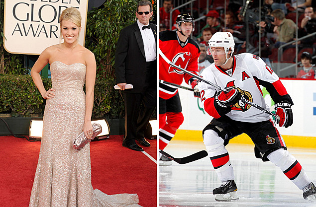 Carrie Underwood / Mike Fisher