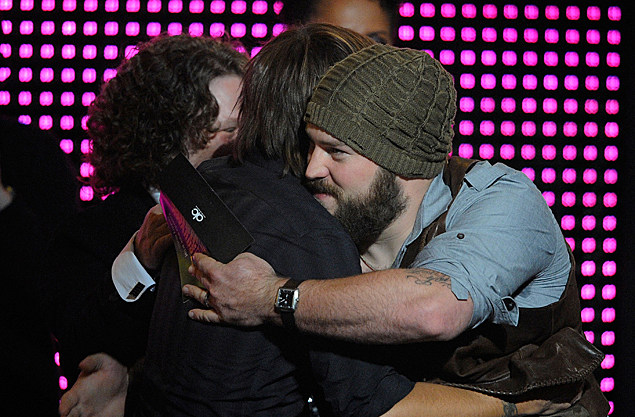 Keith Urban and Zac Brown