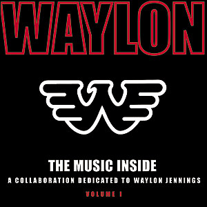 'Waylon: The Music Inside' Album Art