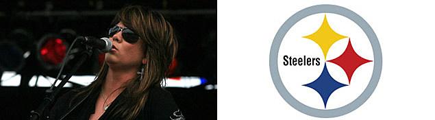 Bridgette Tatum, Pittsburgh Steelers Logo