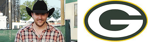 Chris Young, Green Bay Packers Logo