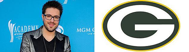 Danny Gokey, Green Bay Packers Logo