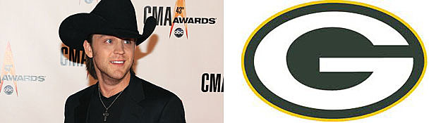 Justin Moore, Green Bay Packers Logo
