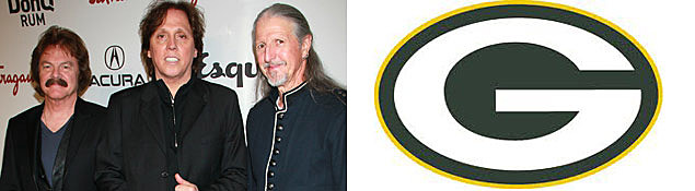 Doobie Brothers, Green Bay Packers Logo