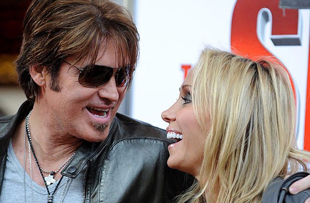 Billy Ray Cyrus Tish Cyrus