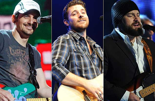 Brad Paisley / Chris Young / Zach Brown