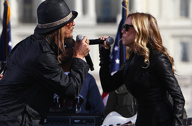 Kid Rock, Sheryl Crow