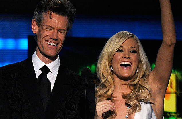 Randy Travis Carrie Underwood