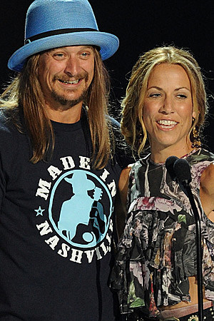 Kid Rock Sheryl Crow