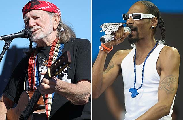 Willie Nelson / Snoop Dogg