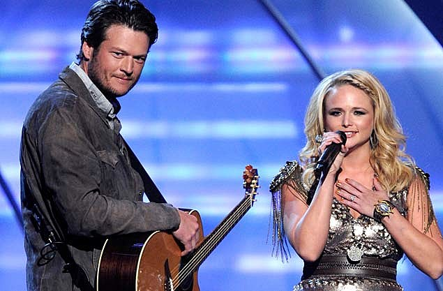 blake shelton and miranda lambert duet