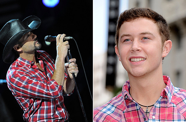 Tim McGraw / Scotty McCreery