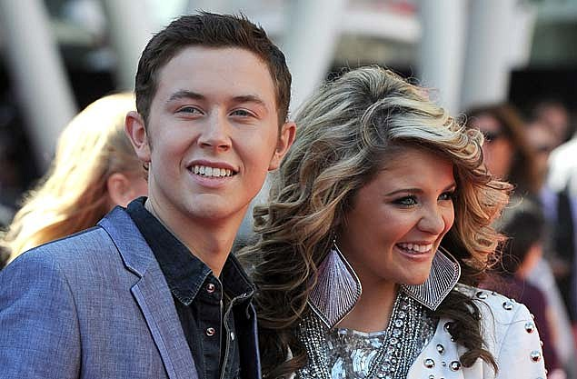 from Kyle is scotty mccreery dating lauren alaina 2014