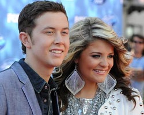 The best: are lauren alaina and scotty mccreery still dating 2013