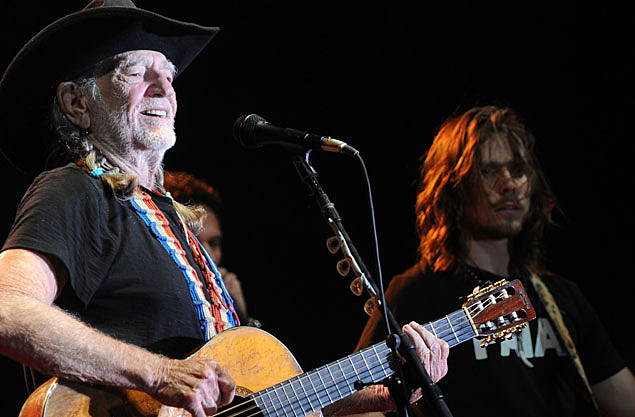 Willie Nelson, Lukas Nelson
