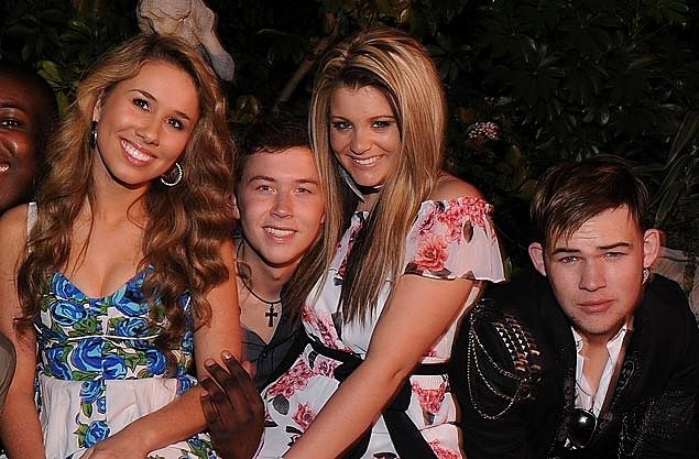 Haley Reinhart, Scotty McCreery, Lauren Alaina, James Durbin