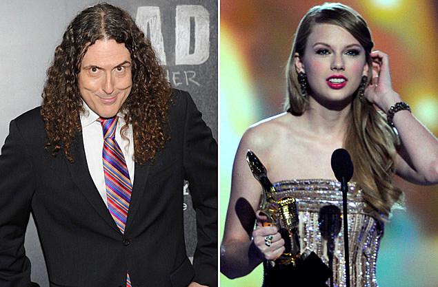 Weird Al, Taylor Swift