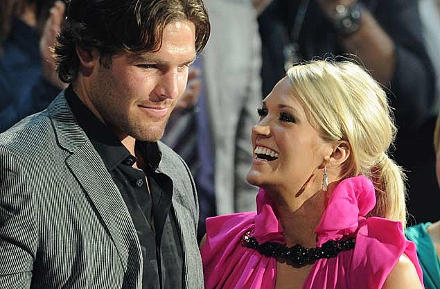 Carrie underwood and husband mike fisher buy 3 2 million for Who is carrie underwood married too