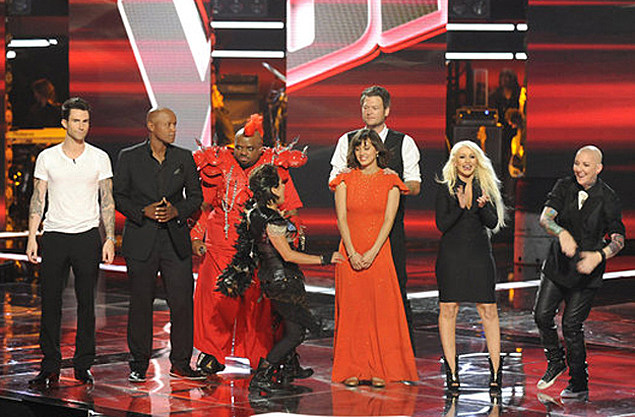 'The Voice' Top 4