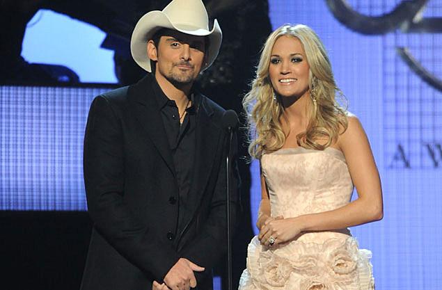 Brad Paisley, Carrie Underwood