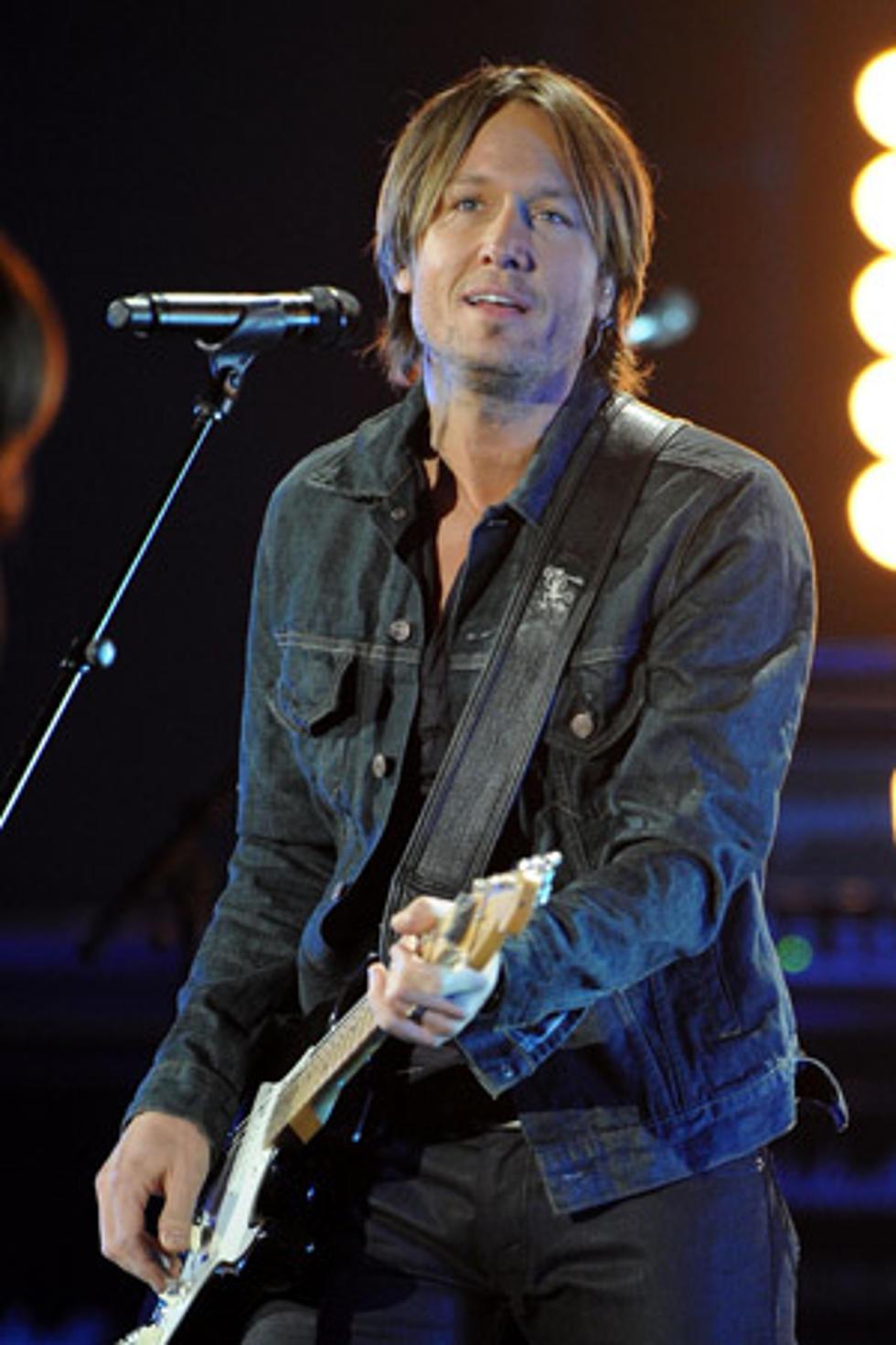 Keith Urban 2011