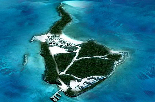 Tim McGraw and Faith Hill's Private Island