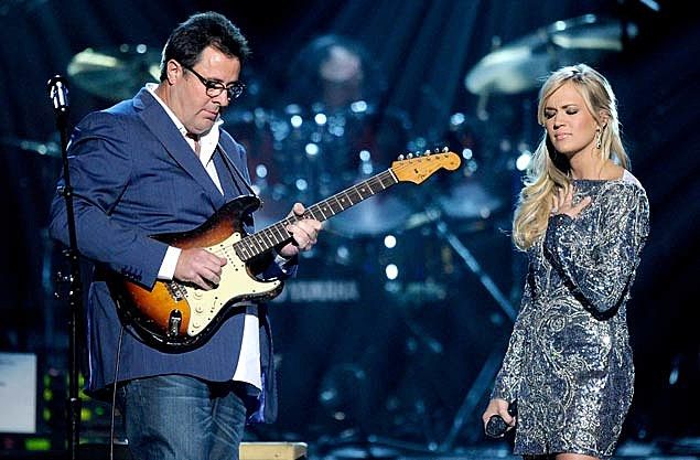 Vince Gill, Carrie Underwood