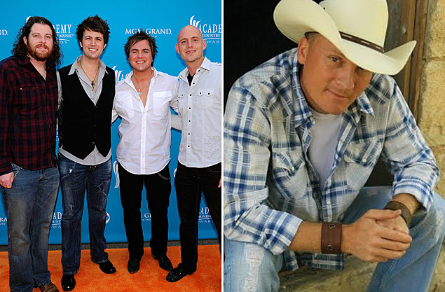 Eli Young Band, Kevin Fowler