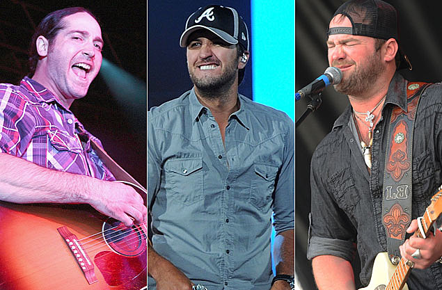 Josh Thompson, Luke Bryan, Lee Brice