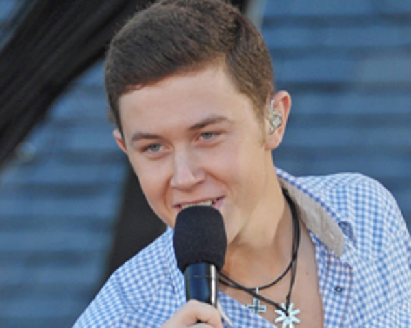 Scotty Mccreery Sings Your Man With Josh Turner On Cma Music