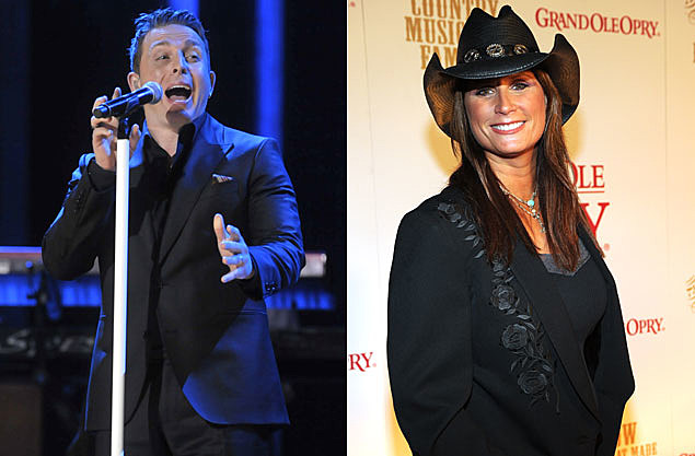 Johnny Reid, Terri Clark