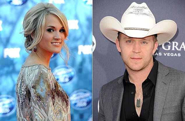 Carrie Underwood, Justin Moore
