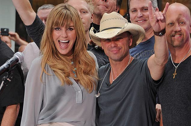 Kenny Chesney, Grace Potter
