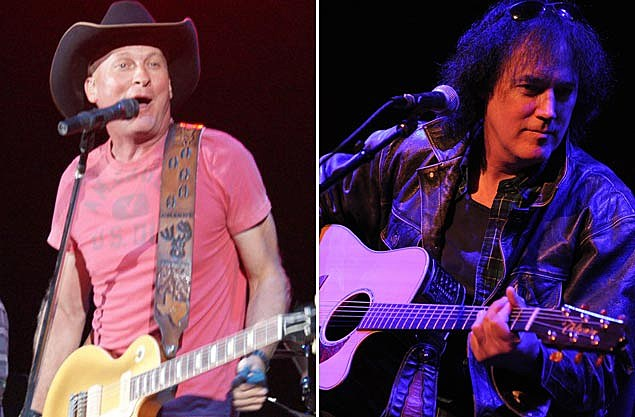 Kevin Fowler, David Lee Murphy