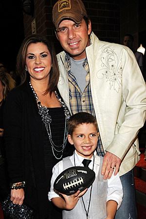 Rodney Atkins and Family