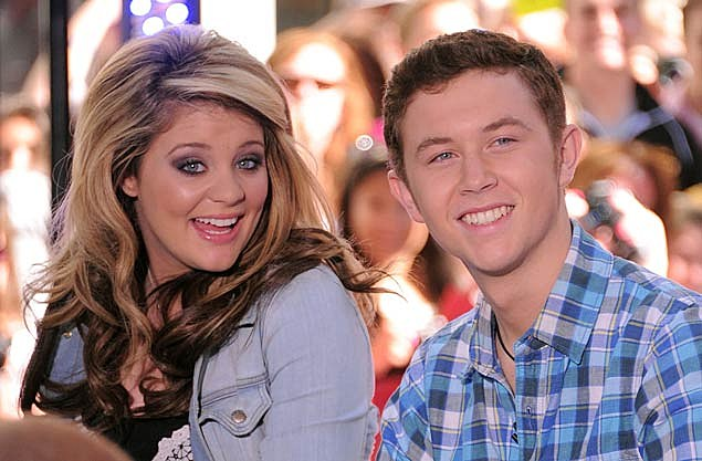 Lauren Alaina, Scotty McCreery