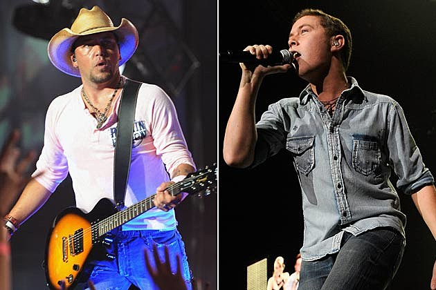 Jason Aldean, Scotty McCreery