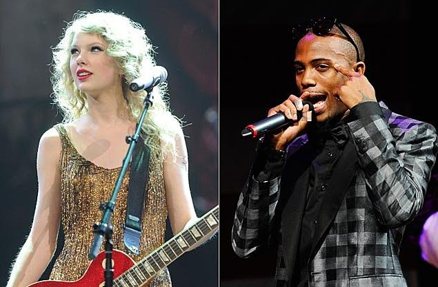 Taylor Swift, B.O.B