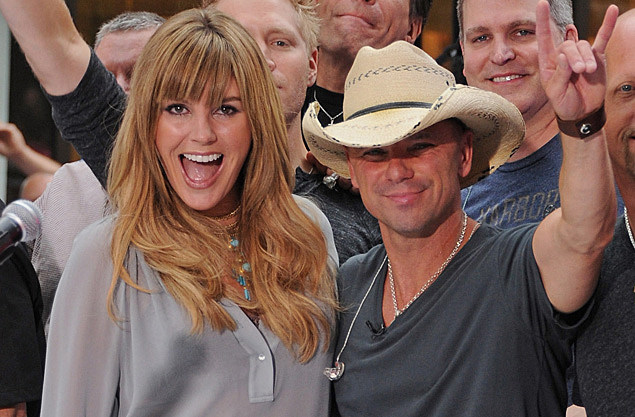 Grace Potter Kenny Chesney