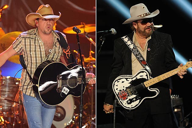 Jason Aldean, Hank Williams Jr.