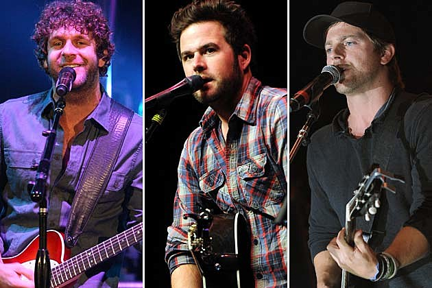 Billy Currington, David Nail, Kip Moore