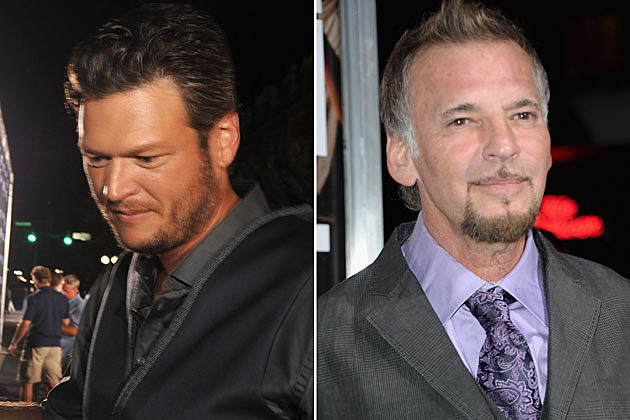 Blake Shelton, Kenny Loggins