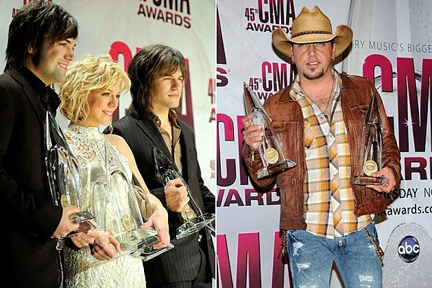 The Band Perry, Jason Aldean