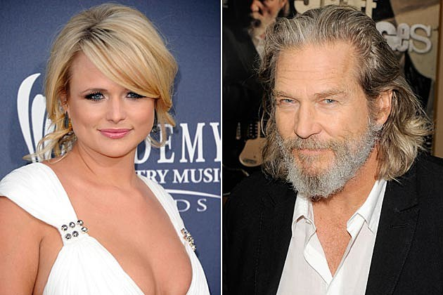 Miranda Lambert, Jeff Bridges