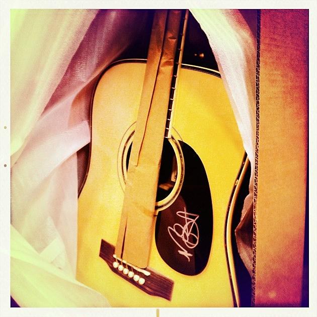 Miranda Lambert Guitar