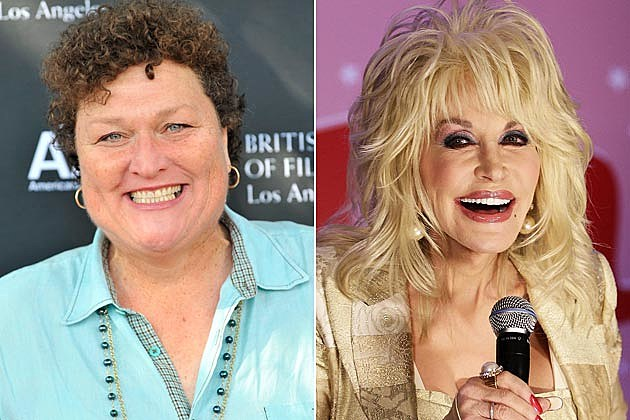 Dot Marie Jones, Dolly Parton